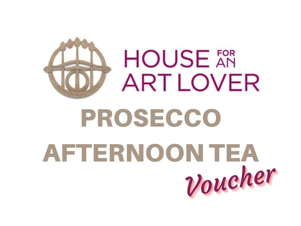 Prosecco Afternoon Tea in the Art Lover's Café