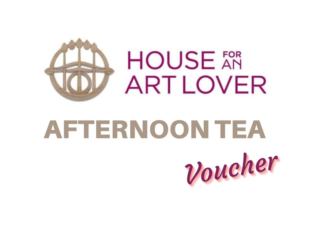 Afternoon Tea in the Art Lover's Café