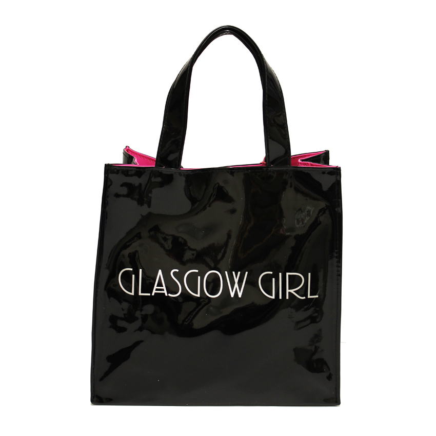 Glasgow Girl Tote Bag Medium