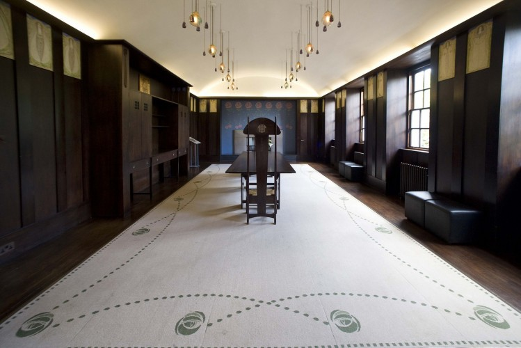 House For An Art Lover Mackintosh Suite