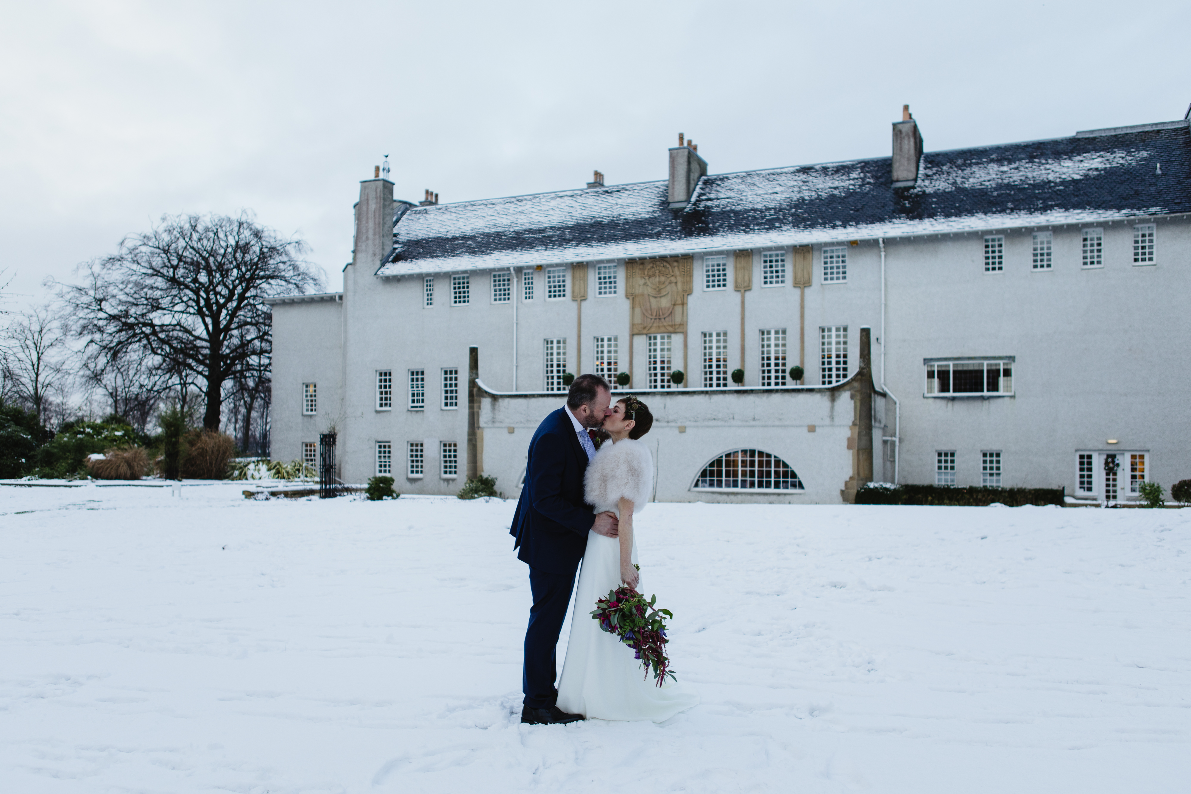 Winter Wedding Package - House For An Art Lover