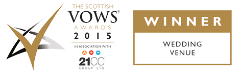 Vows Wedding Venue Awards Logo